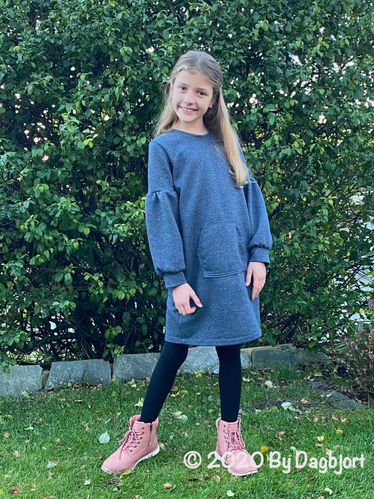 Sewing kids clothes using pdf sewing patterns by indie sewing pattern designers.